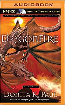 Book Dragonfire (Dragonkeeper Chronicles)