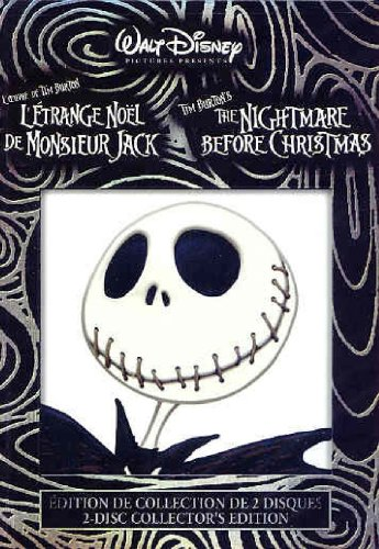 L'Étrange Noël de monsieur Jack (Bilingual) Chris Sarandon Danny Elfman Catherine O'Hara William Hickey