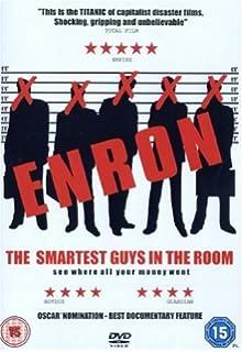Enron - The Smartest Guys In The Room [Reino Unido] [DVD]