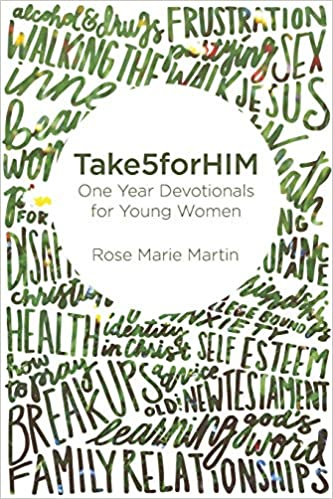 take5forhim one year devotionals for young women