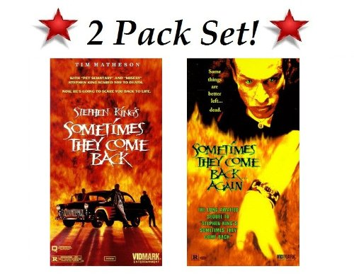Stephen King's Sometimes They Come Back & Sometimes They Come Back (Halloween Movies The Complete Collection)