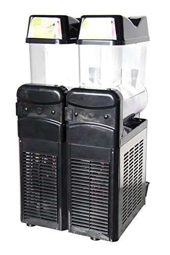 Slush Machine- Slushie Machine and Beverage Dispenser with Two 12L Tanks, 110V and 60Hz, Make the Perfect Fine Ice Slushies with the Frozen Drink Machine, a U.S. Solid Product by U.S. Solid (Image #2)