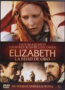 Elizabeth: La edad de oro [DVD]