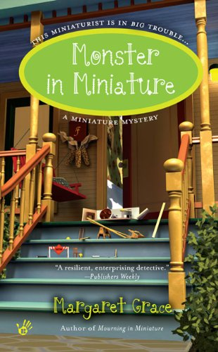 Used, Monster in Miniature (A Miniature Mystery) for sale  Delivered anywhere in USA