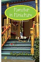Monster in Miniature (A Miniature Mystery) Mass Market Paperback