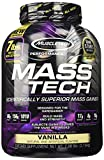 MuscleTech Mass-Tech Advanced Muscle Mass Gainer - Vanilla - 7 lbs