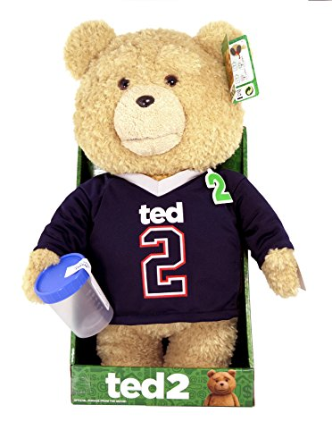 Commonwealth Ted 2 AnimaTeddy Bear Explicit Doll in Jerse...