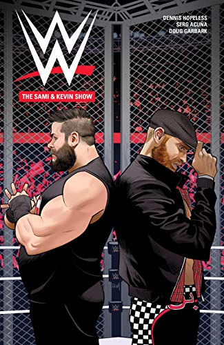 WWE: The Sami & Kevin Show (English Edition)