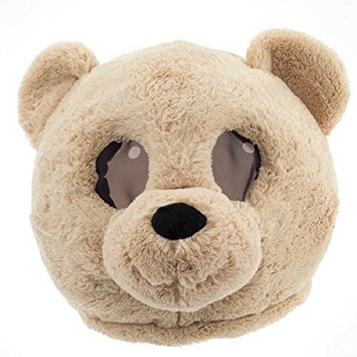 teddy bear head - 1