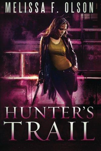 Buffy The Vampire Hunter - Hunter's Trail (Scarlett Bernard Book 3)