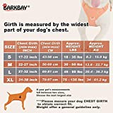 BARKBAY No Pull Dog Harness Large Step in