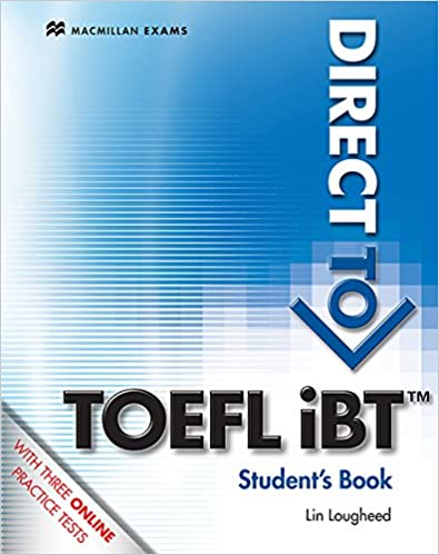 Preparation pdf ibt toefl books