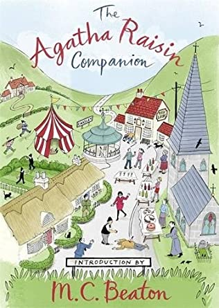 book cover of The Agatha Raisin Companion