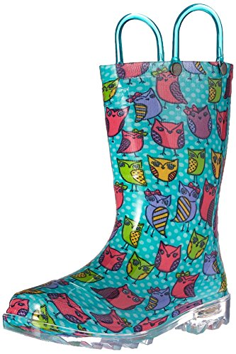 Western Chief Kids Light Up Rain Boot