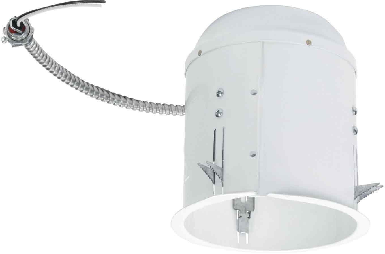 Halo Recessed ML7BXRFK 6-Inch LED Retrofit Enclosure, BX direct ...