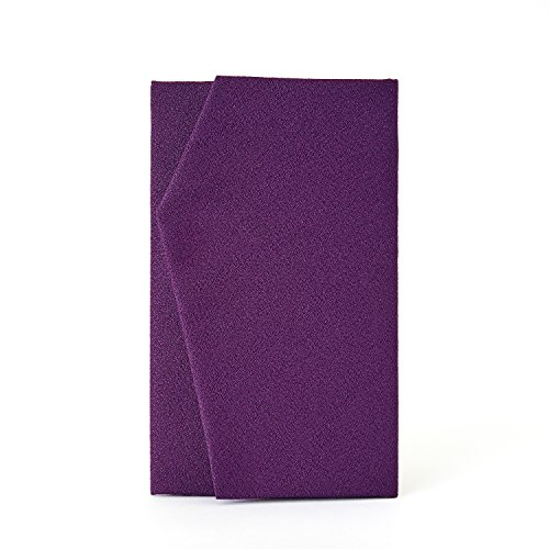 ふくさ 袱紗 慶弔両用 金封 紫 日本製