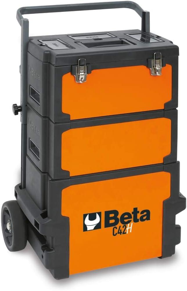 Beta 042000002 - C42H-Trolley Portaherramientas 3 Mód.: Amazon.es: Bricolaje y herramientas