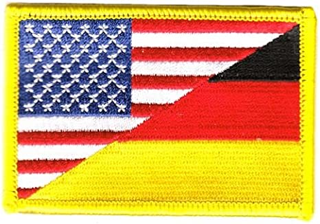 Flagge Usa Deutschland