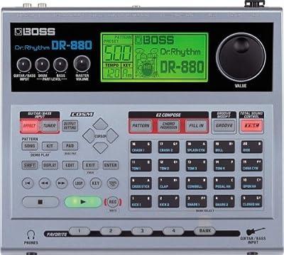 Boss DR-880 Dr. Rhythm Drum Machine