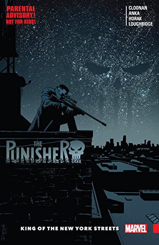 The Punisher Vol. 3: King of the New York Streets (The Punisher (2016-)) Super Street Series