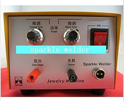 GOWE pulso chispa soldador 200 W, chispa de soldador electroestimulación, láser de soldador herramientas