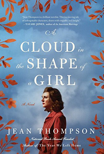 Book Cover: A Cloud in the Shape of a Girl