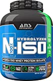 ANS Performance N-ISO Whey Protein, Milk Chocolate, 5 Pound