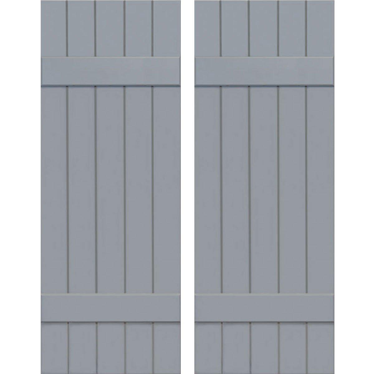Ekena Millwork CWB18X062UNC Exterior Five Board