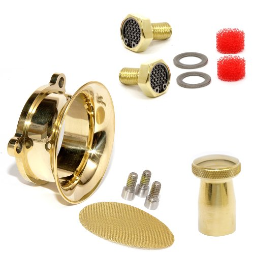 Power Kit for S&S Super E G Carb Solid Brass