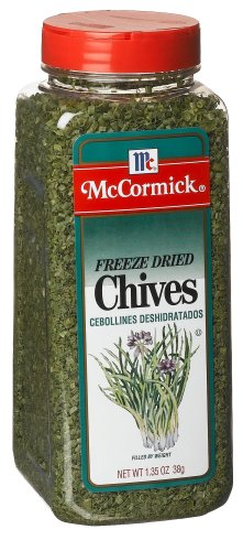 McCormick Chives, Freeze Dried, 1.35-Ounce Units (Pack of 3)