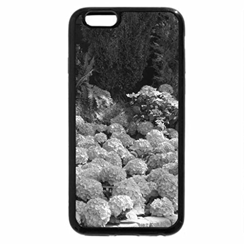 iPhone 6S Plus Case, iPhone 6 Plus Case (Black & White) - The pyramids display gardens 48