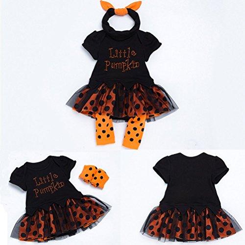 Neri Mesi Bambino Punti Zhuhaitf Principessa Vestito Abiti 0 Pagliaccetto Bambini Dei Tutu Di Impostato Delle Costume Di 24 Halloween Per Da Del HH1qRT