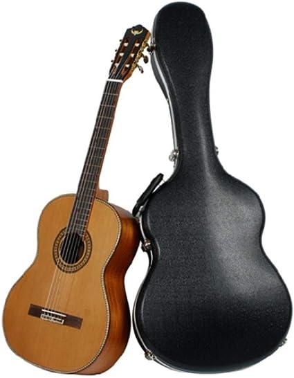 KMDSM Guitarra Bolsa, clásica caja de la guitarra, la caja de la ...