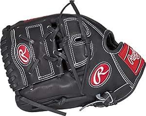 "Rawlings Heart of the Hide PRO206-9JB-RH 12"" P Conv/2 pc Baseball Glove"