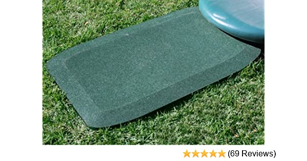 Amazon Com Kidwise 1 5 Inch Fanny Pads Green Rubber Safety Mats