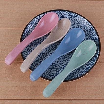 Review Soup Spoon - 4pcs