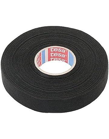 Tesa 51608-00009-00 - Cinta aislante de algodón (15 mm x 25