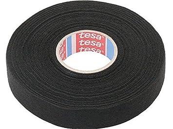 Tesa Ruban adhésif isolant 25Voiture ruban adhésif en tissu ruban de coton 51608-00009-00
