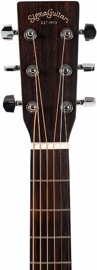 Sigma 000mc1ste-Guitarra electroacústica: Amazon.es: Instrumentos ...