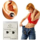 KAVANI Magnetic Healthcare Earring Weight Loss Earrings Slimming Ear Healthy Stimulating Acupoints Stud Earring