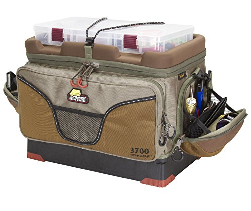 Plano 467410 Hydro-Flo Guide 3700 Series Tackle Bag, Premium Tackle Storage