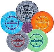 Dynamic Discs Prime Burst Disc Golf Starter Set | Beginners Frisbee Golf Set | Sets Include Disc Golf Putter,