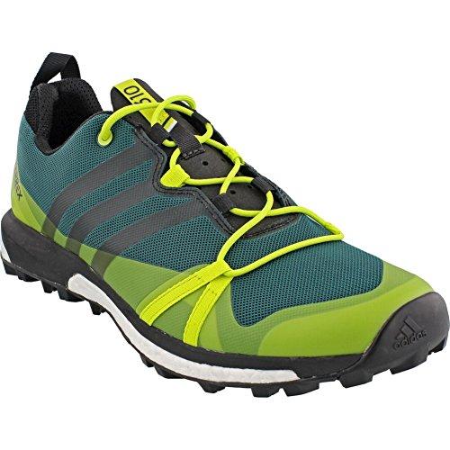 Scarpe Sportive Adidas Sportive Terrex Agravic, Verde, Tessuto, Gomma, 8,5 M