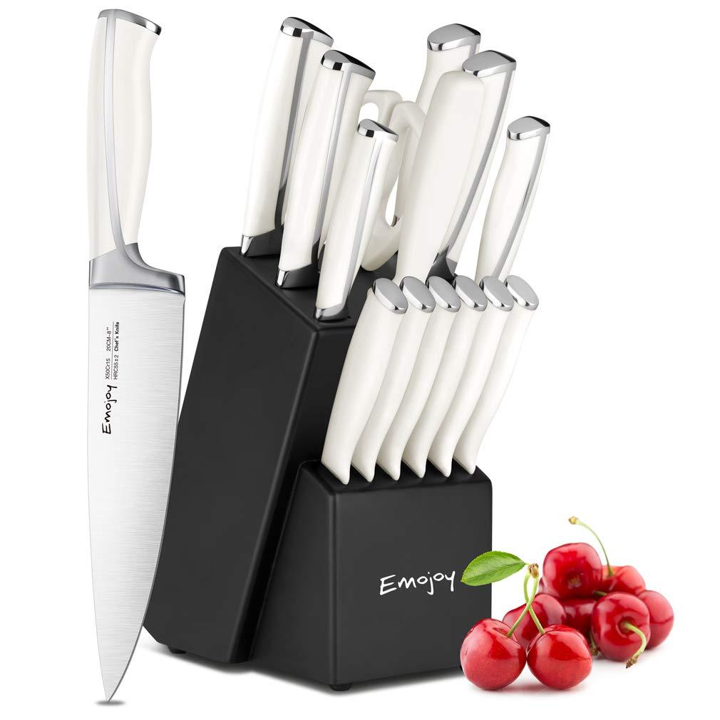 I piu votati nella categoria set di coltelli da cucina recensioni clienti utili - Set di coltelli da cucina ...