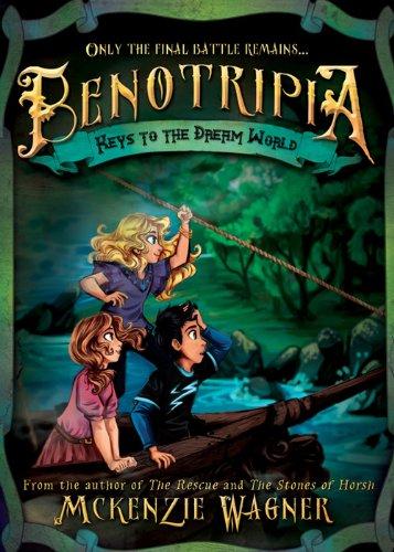 Download Benotripia 3: Keys to the Dream World pdf epub