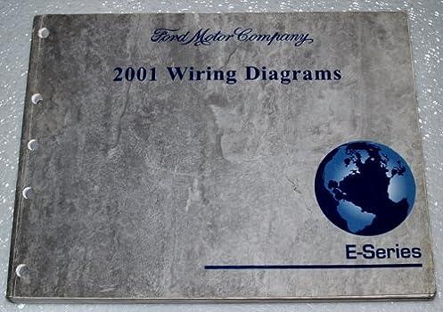 2001 ford e series wiring diagrams e 150 e 250 e 350 e 450 ford rh amazon com