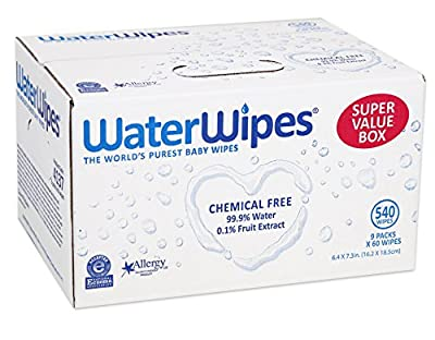 WaterWipes Value Baby Wipes