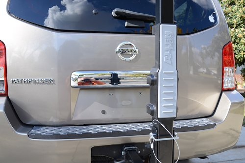 Allen Sports Premier Hitch Mounted 4-Bike Carrier for Vehicles with External Spare Tires by Allen Sports (Image #4)