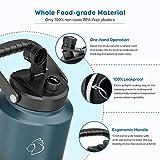BUZIO One Gallon Vacuum Insulated Jug, Insulated