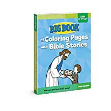 Big Book Of Coloring Pages With Bible Stories - Kids Of All Ages